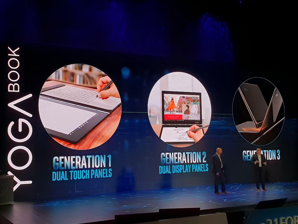 Yoga Book 2: Lenovo seguirá apostando por la doble pantalla 35