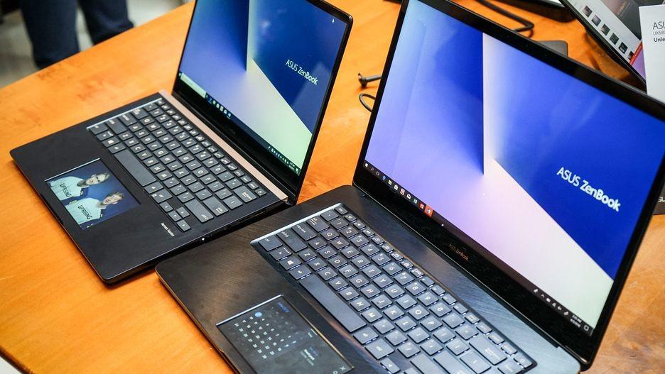 """ASUS apunta al MacBook Pro con un ZenBook Pro con """"ScreenPad"""" 42"""
