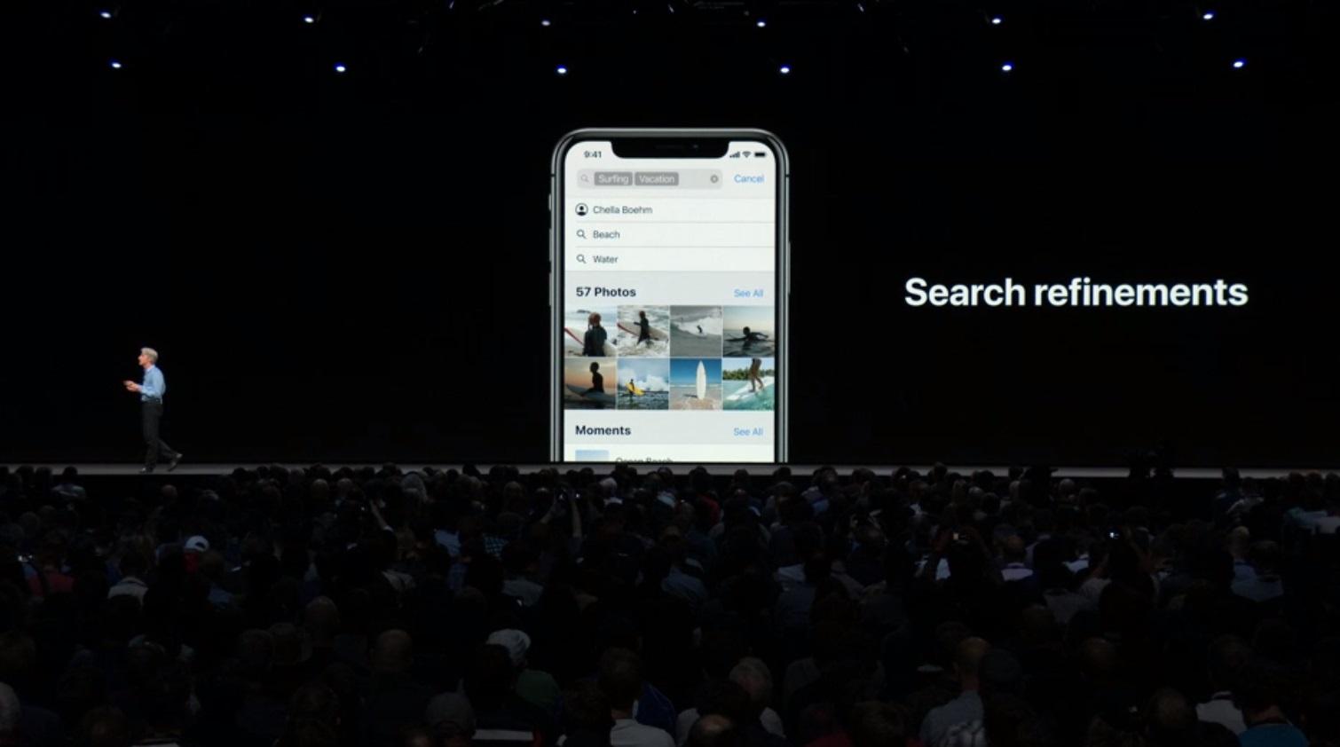 Apple anuncia iOS 12 55