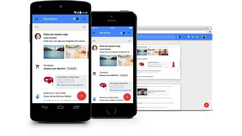 Gmail se traerá lo mejor de Inbox: estas son las novedades que vienen 30