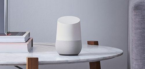 Google Home y Home Mini, disponibles en España