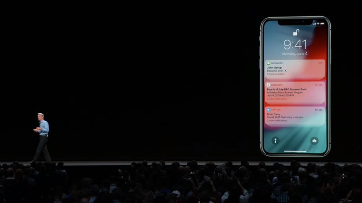 Apple anuncia iOS 12 71