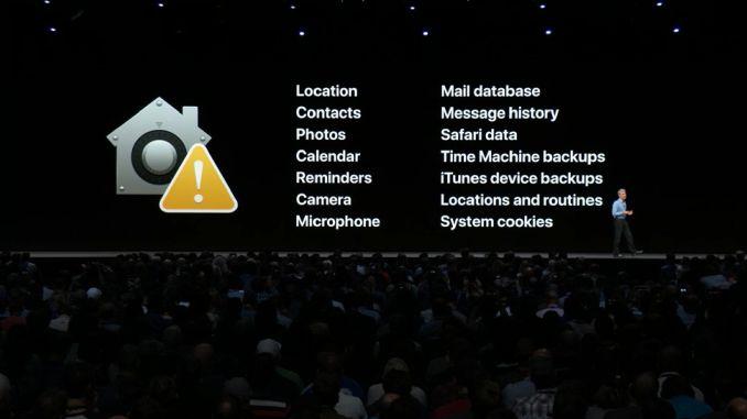 Apple presenta macOS Mojave en el WWDC 2018 41