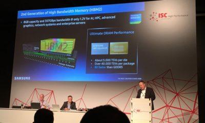 Samsung doblará la producción de memoria HBM2 27