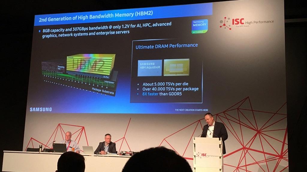 Samsung doblará la producción de memoria HBM2 31