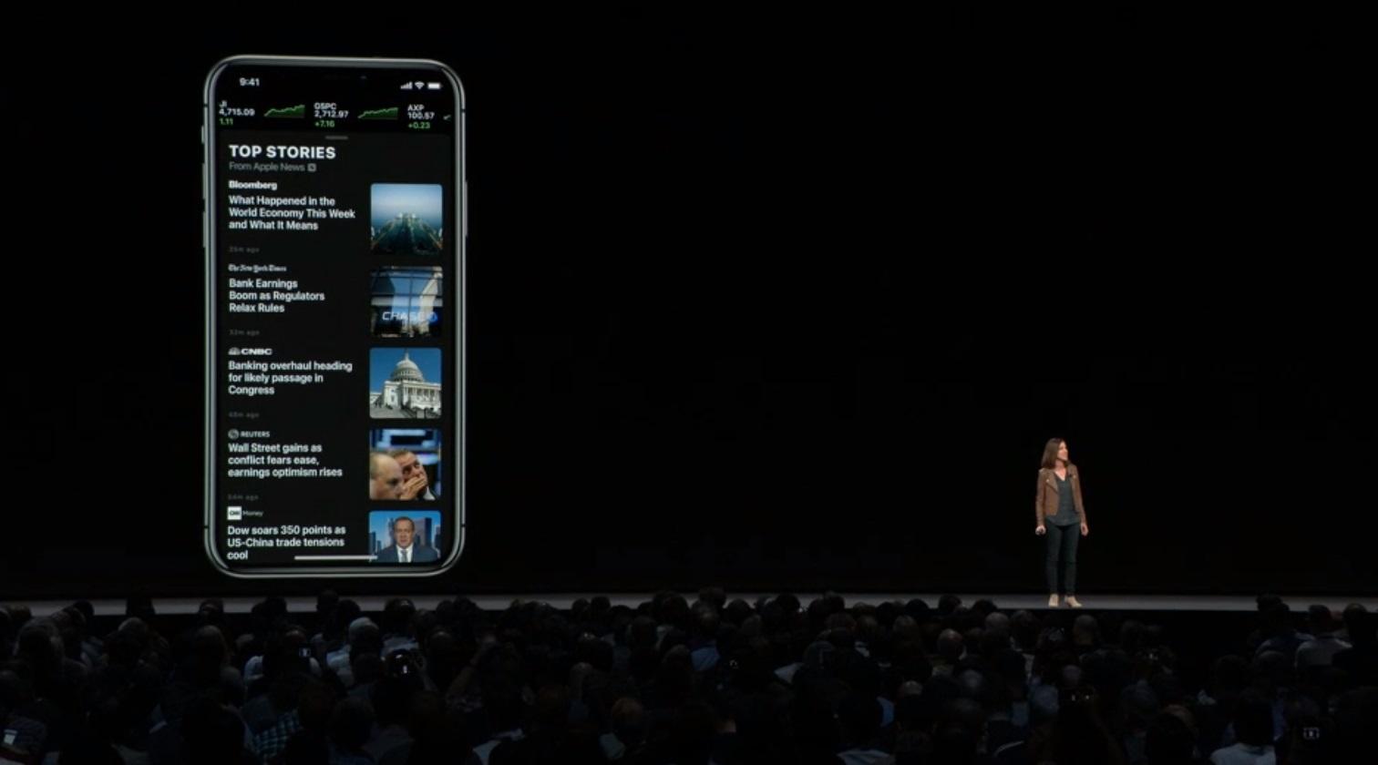 Apple anuncia iOS 12 77