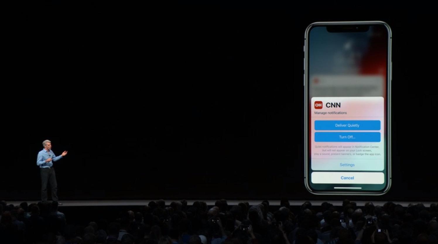 Apple anuncia iOS 12 75