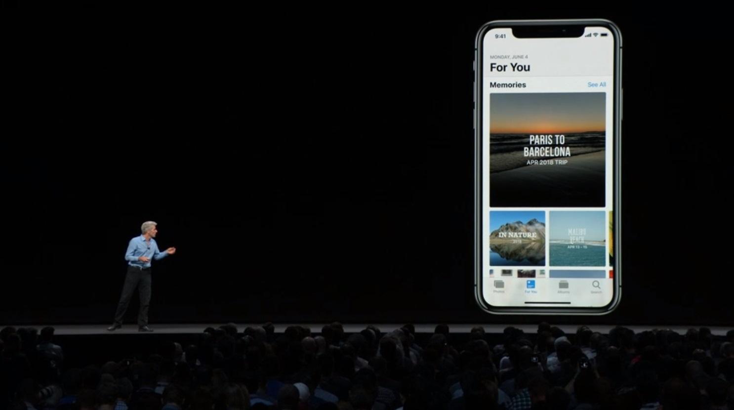 Apple anuncia iOS 12 61