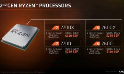 AMD aprovechará el Computex 2018 para presentar las placas base B450 73