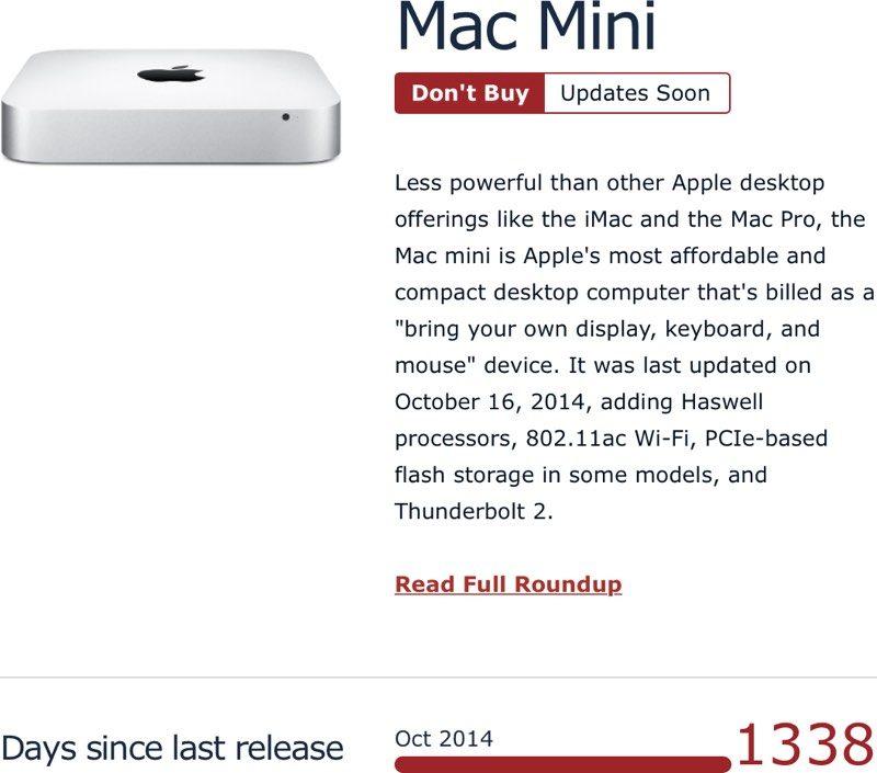 Apple tiene un problema con los ciclos de renovación de hardware en sus Mac 32