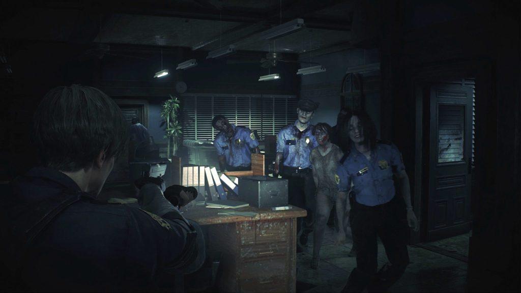 Requisitos de Resident Evil 2 Remake, disponible para reserva 29