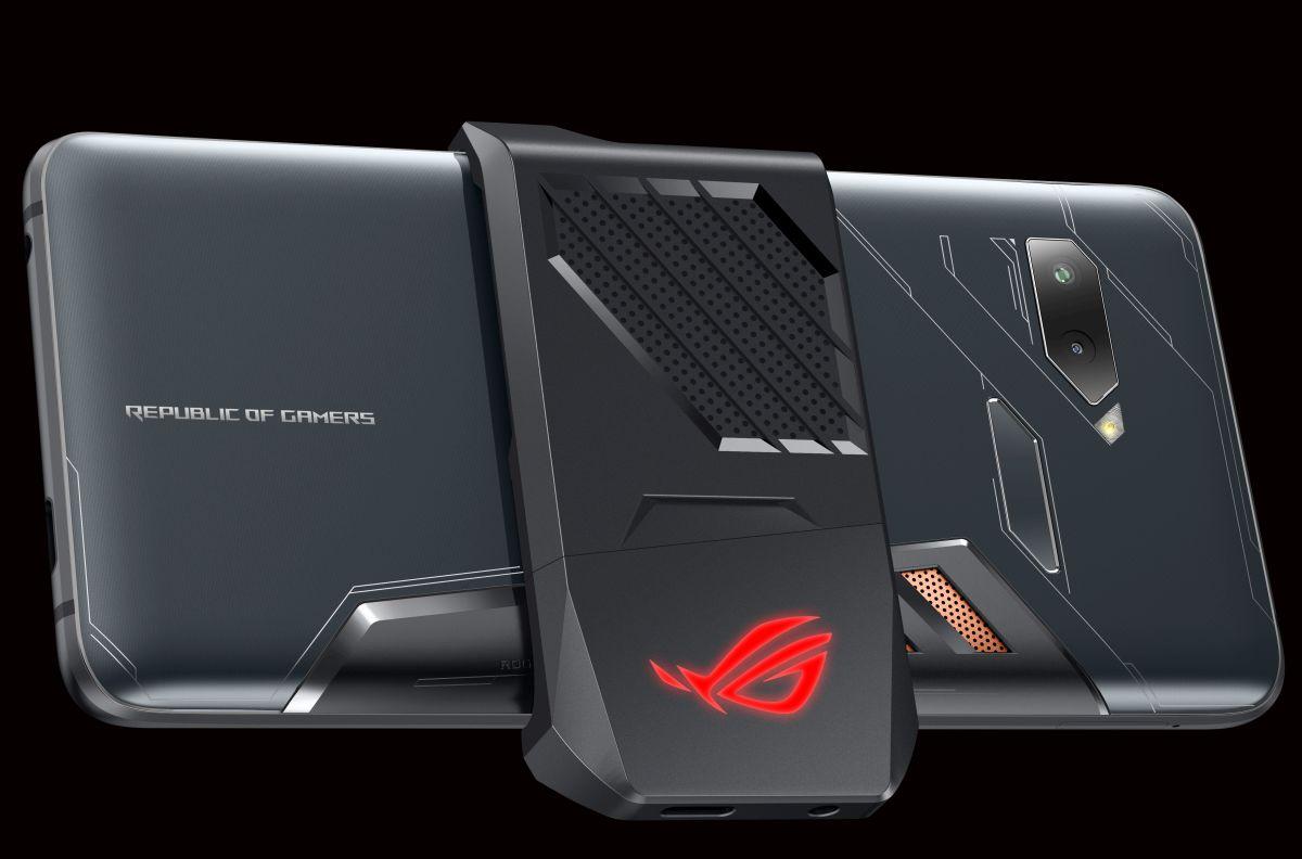 Llega a España el móvil para juegos de ASUS, ROG Phone 41