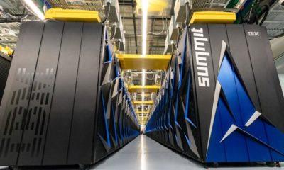 Summit alcanza el primer puesto en supercomputación mundial 28