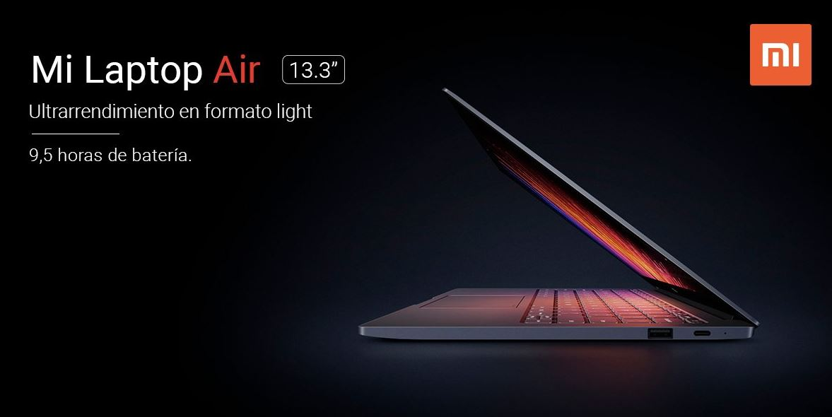 Xiaomi lanza su primer portátil en España 33