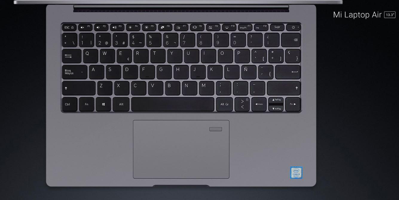 Xiaomi lanza su primer portátil en España 35