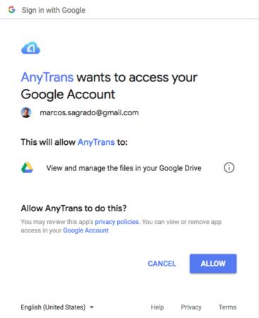 AnyTrans: Una app para dominarlos a todos 36
