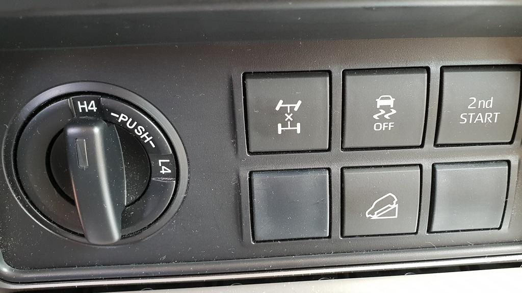 Toyota Land Cruiser, ilimitado 38