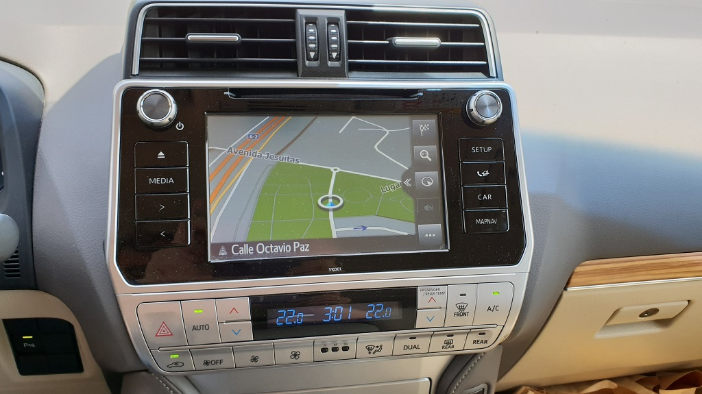 Toyota Land Cruiser, ilimitado 42