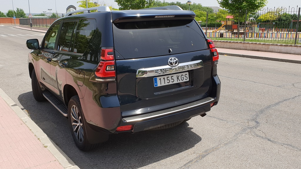 Toyota Land Cruiser, ilimitado 34