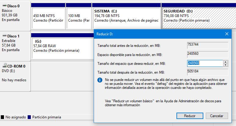 6 tareas útiles del administrador de discos de Windows 40