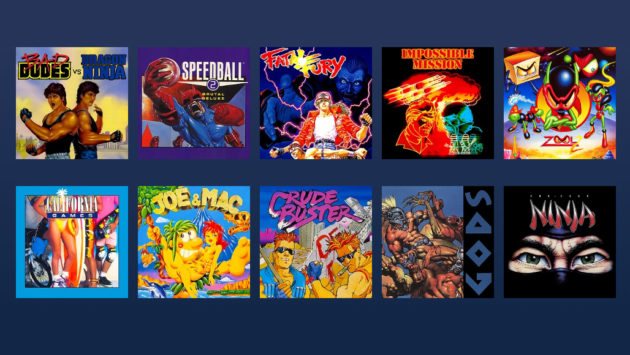 Antstream, la plataforma de streaming de juegos retro 33