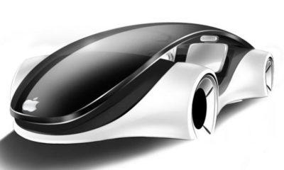 coche autónomo de Apple