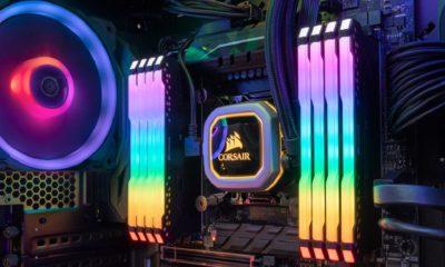 CORSAIR Vengeance RGB Pro: rendimiento y diseño 256