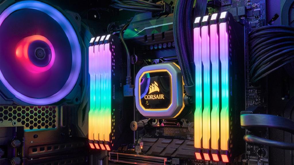 CORSAIR Vengeance RGB Pro: rendimiento y diseño 30