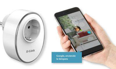 D-Link añade control por voz con Google Home a sus enchufes inteligentes 42