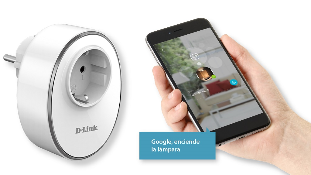D-Link añade control por voz con Google Home a sus enchufes inteligentes 30