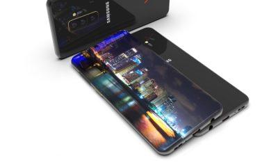 El Galaxy S10+ tendrá triple cámara trasera y lector de huellas en el lateral 34