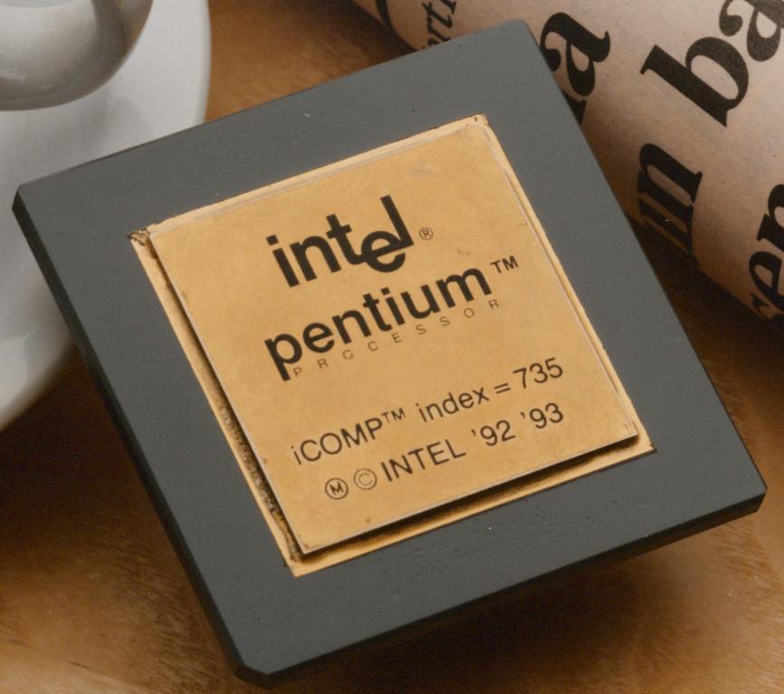 Intel cumple 50 años