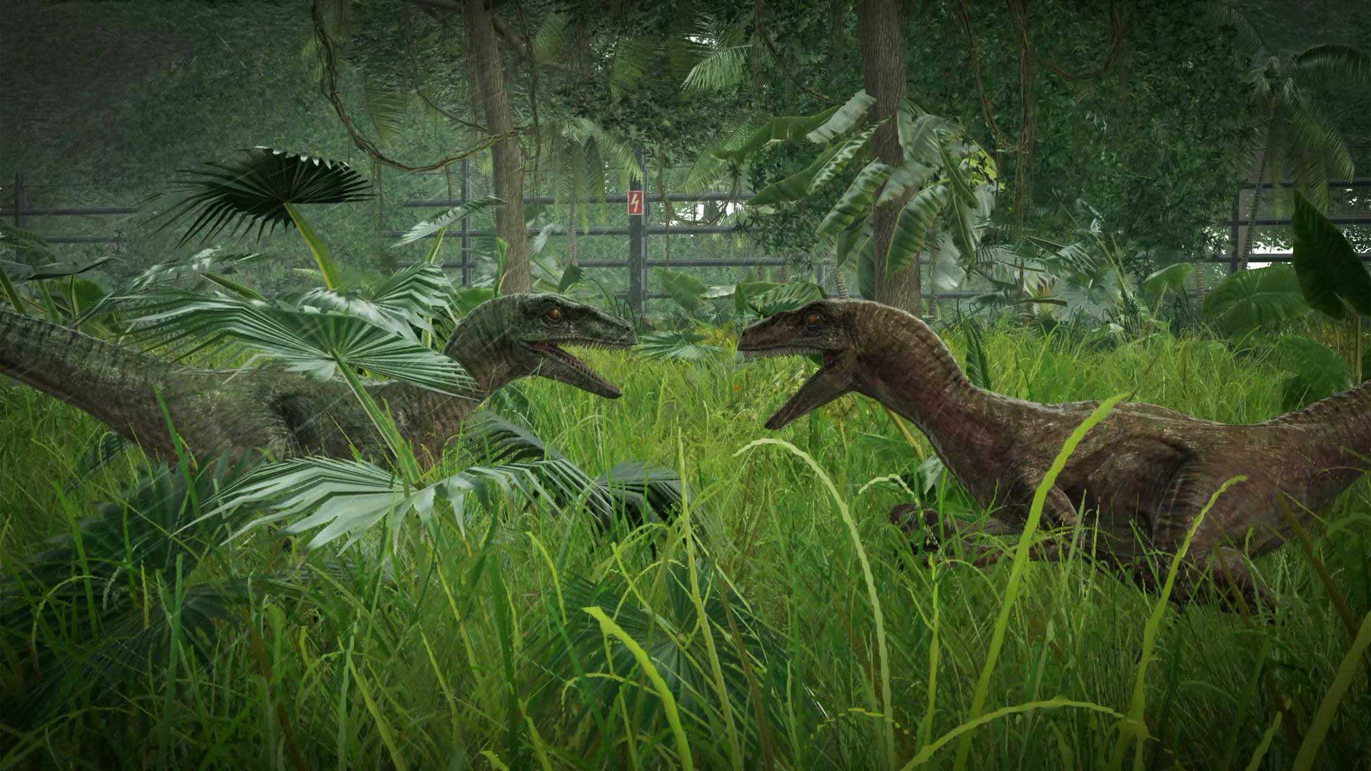 Jurassic World Evolution Velocirraptor