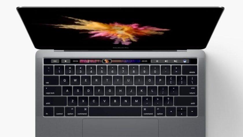 temperatura en MacBook Pro