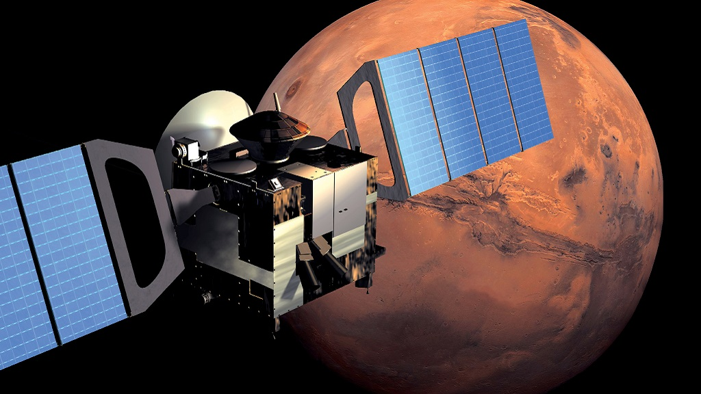 Marte tiene un enorme acuífero: ¿habrá vida? 34