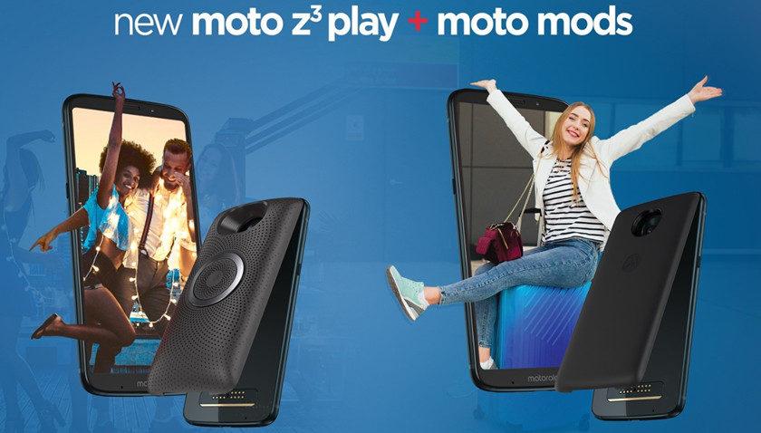 Moto Z3 play en España