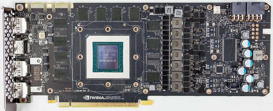 NVIDIA tiene preparadas un millón de GeForce de nueva generación 34