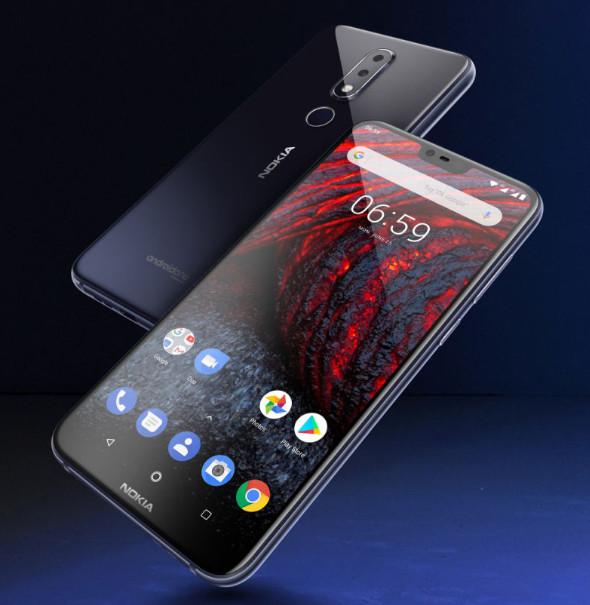 Nokia 6.1 Plus, otro smartphone para recuperar la marca 33