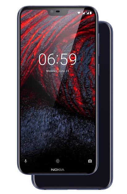 Nokia 6.1 Plus, otro smartphone para recuperar la marca 31