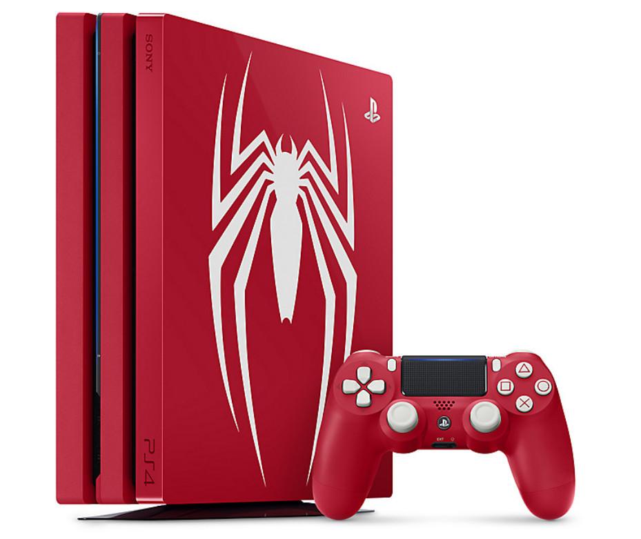 PS4 Pro Spider-Man