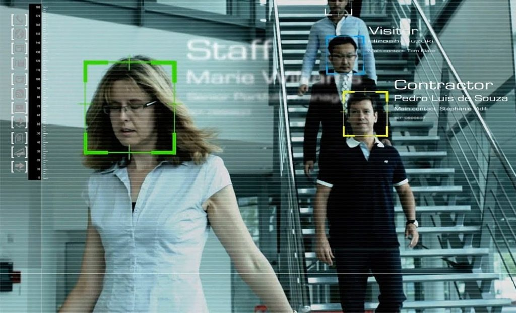 tecnologías de reconocimiento facial