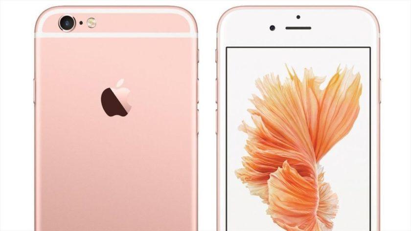 rendimiento de iPhones