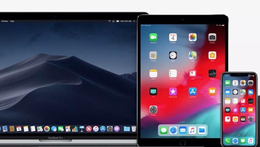 Roadmap Apple 2018