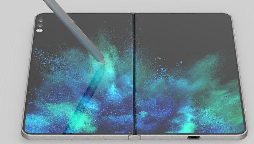 Microsoft no ha cancelado el Surface Andromeda 37