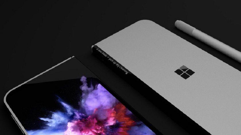 Microsoft no ha cancelado el Surface Andromeda 41