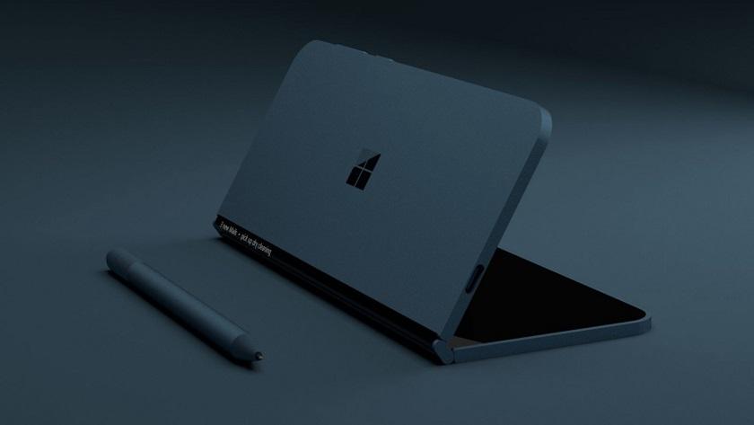 Microsoft no ha cancelado el Surface Andromeda 35