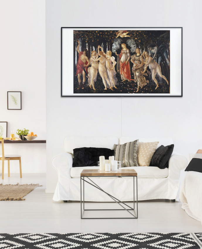 The Frame 2018: un televisor único que traslada un museo al salón de tu hogar 33