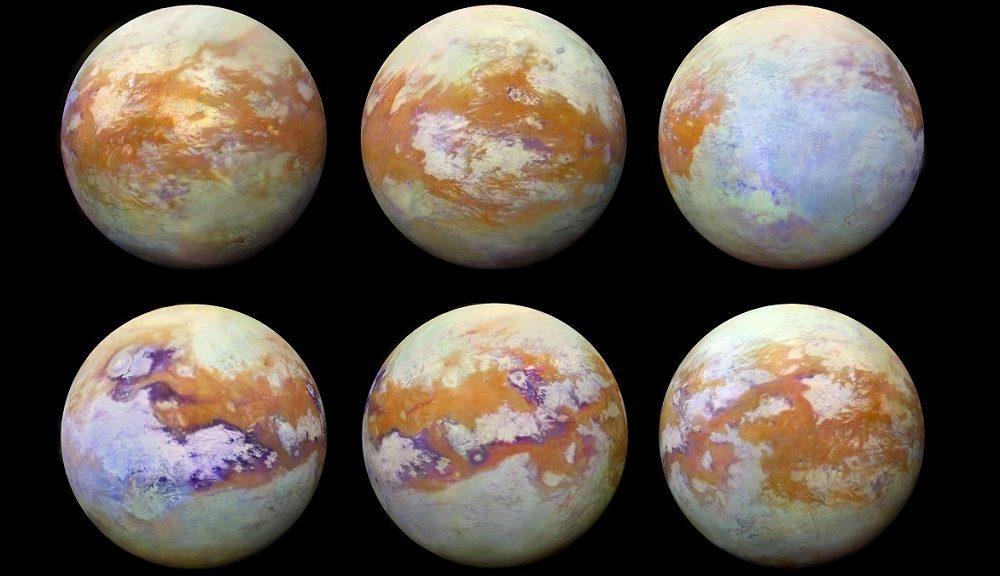 Titán: la luna de Saturno como nunca antes la habías visto - MuyComputer