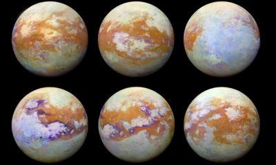Titán: la luna de Saturno como nunca antes la habías visto 42