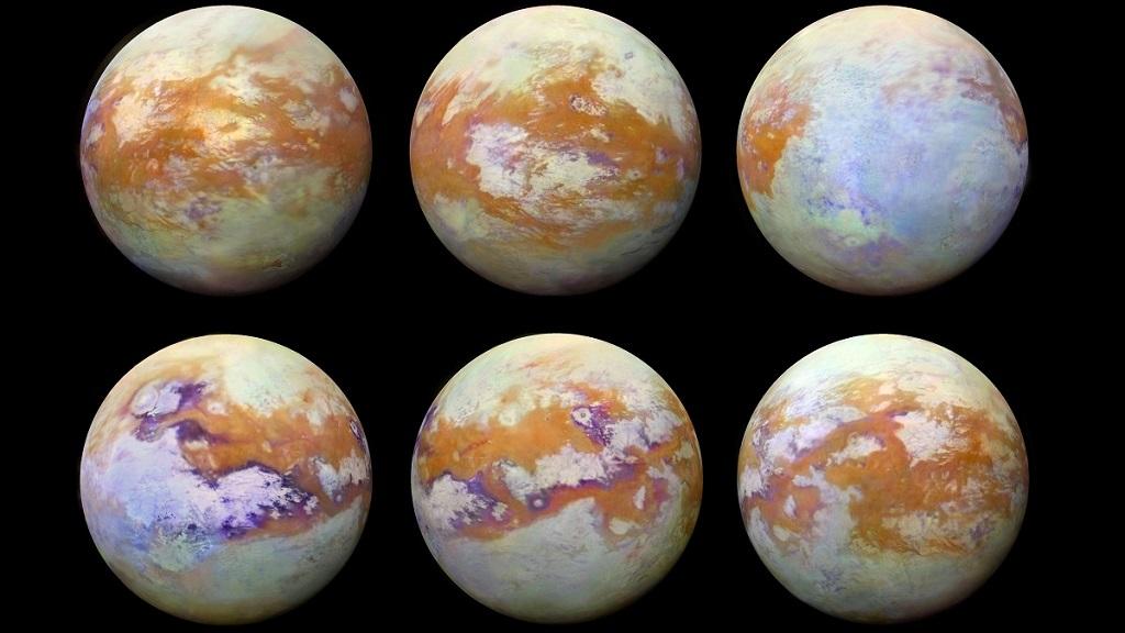 Titán: la luna de Saturno como nunca antes la habías visto 31